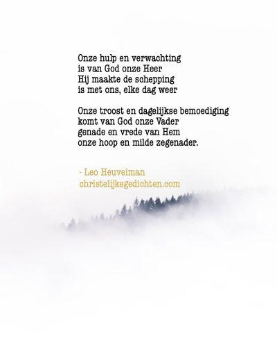Hedendaags Geloof, Hoop & Liefde - Christelijke Gedichten PQ-67